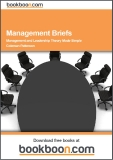 Management Briefs Management and Leadership Theory Made Simple