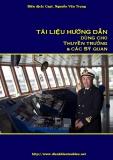 Tài liệu hướng dẫn dùng cho thuyền trưởng và các sỹ quan