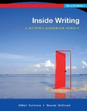 Inside Writing A Weiter's Workbook, From A