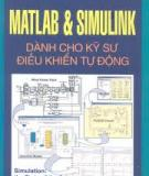 Ứng dụng MATLAB trong điều khiển tự động