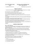 Thông tư liên tịch số 02/2012/TTLT-BTP-BGTVT
