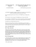 Thông tư số 04/2012/TT-NHNN