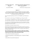 Thông tư số 05/2012/TT-NHNN