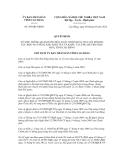 Quyết định số 269/QĐ-UBND