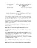 Thông tư số 05/2012/TT-BCT