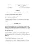 Nghị định số 17/2012/NĐ-CP
