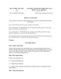 Thông tư liên tịch 03/2012/TTLT-BTP-BCA