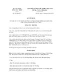 Quyết định số 247/QĐ-TCT