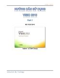 Hướng dẫn sử dụng về Visio 2010