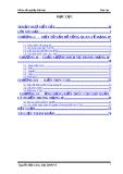 Luận văn - Ứng dụng của kiến trúc CQS trong vấn đề quản lý nghẽn trong mạng IP