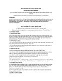 QUY CHUẨN KỸ THUẬT QUỐC GIA QCVN 08:2012/BLĐTBXH