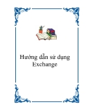 Hướng dẫn sử dụng Exchange