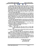"""Đề tài ' HOÀN THIỆN CHÍNH SÁCH KHUYẾN MÃI TẠI KHÁCH SẠN BAMBOO GREEN CENTRAL """""""