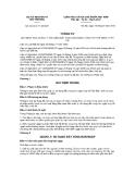 Thông tư số 03/2012/TT-BTNMT