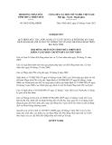 Nghị quyết số 04/2012/NQ-HĐND