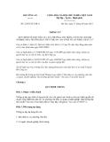 Thông tư số 23/2012/TT-BCA