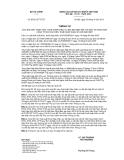 Thông tư số 63/2012/TT-BTC