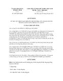 Quyết định số 1035/QĐ-UBND