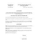 Quyết định số 658/QĐ-UBND