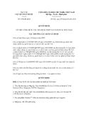 Quyết định số 104/QĐ-QLD