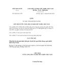 Lệnh số 02/2012/L-CTN