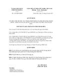 Quyết định số 1136/QĐ-UBND