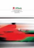Báo cáo thường niên 2010 ngân hàng Việt Nam thịnh vượng VP Bank