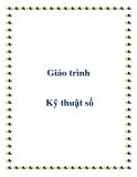 Giáo trình lý thuyết và bài tập kỹ thuật số