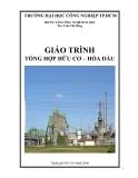 Giáo trình Tổng hợp hữu cơ - hóa dầu - ThS. Trần Thị Hồng