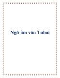 Ngữ âm văn Tubai
