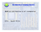 Cấu trúc bus máy tính