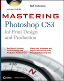 Mastering Photoshop CS3 for Print Design and Production