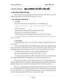 Bài giảng Kết cấu gỗ - Huỳnh Minh Sơn