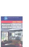Giáo trình Nguyên lý thiết kế kiến trúc nội thất - NXB Hà Nội