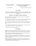 Quyết định số  434/QĐ-VPCP