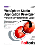 WebSphere Studio Application Developer Version 5 Programming Guide