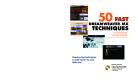 50 Fast Dreamweaver® MX Techniques