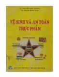 Giáo trình Vệ sinh và An toàn thực phẩm - TS. Phạm Đức Lượng & TS. Phạm Minh Tâm