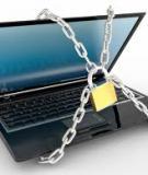 Bảo vệ máy tính xách tay - Đi trước kẻ trộm một bước