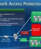 Giới thiệu bổ sung về Network Access Protection