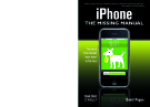 iPhone: The Missing Manual is a book
