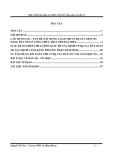 Phương pháp xác định công thức tổng quát của dãy số