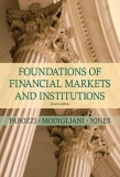 Foundations of Financial Markets and Institution - 4th edition