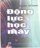 Ebook Động lực học máy - GS.TSKH Đỗ Sanh