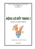 Động cơ đốt trong 1 - Ths. Nguyễn Văn Trạng