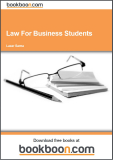 Law for the Business Student