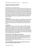 DHCP (dynamic host configuration protocol) - SV Bùi Đăng Toàn