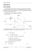 Giáo trình lý thuyết mạch điện tử