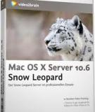 Mac OS X Server v10.6 Snow Leopard - Unlimited Client License