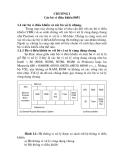 Vi điều khiển - Chương 1 Các bộ vi điều khiển 8051